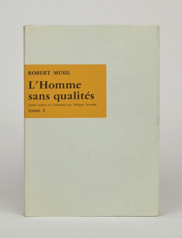 MUSIL (Robert)