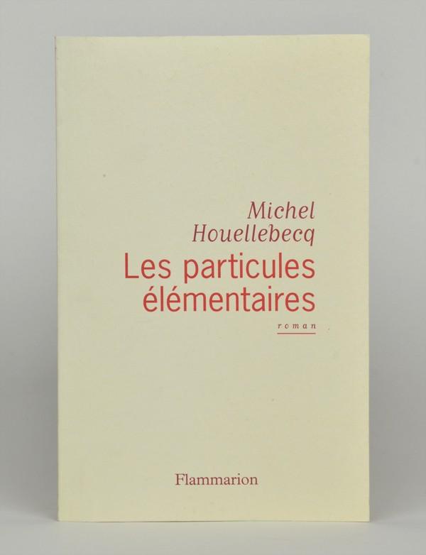 HOUELLEBECQ (Michel)