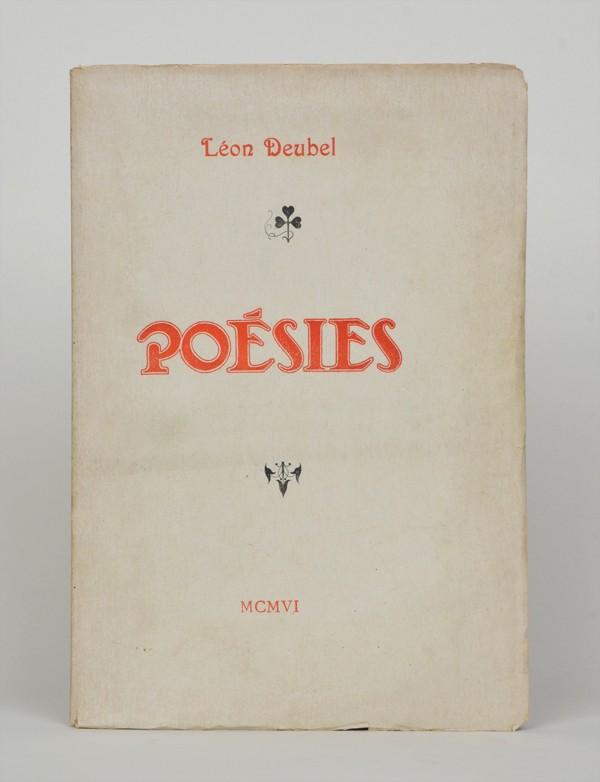 DEUBEL (Léon)