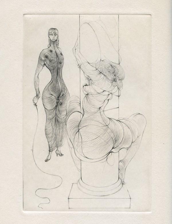 ROBBE-GRILLET (Catherine)] BERG (Jean de)