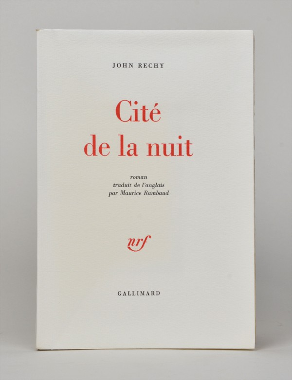RECHY (John)