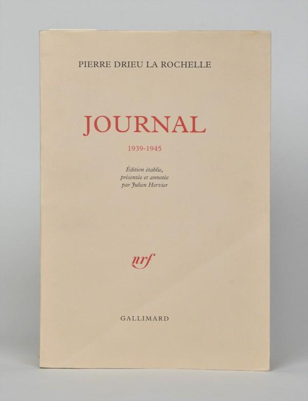 DRIEU LA ROCHELLE (Pierre)