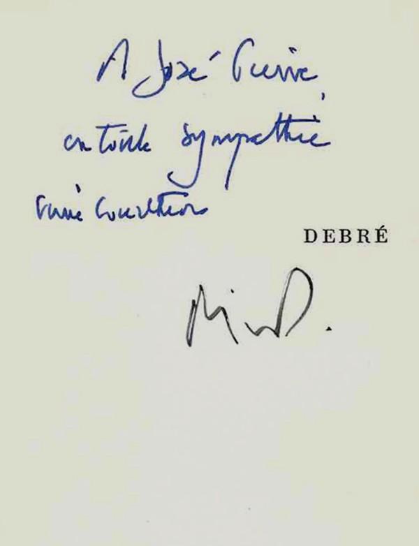 [DEBRE (olivier)] COURTHION (Pierre)