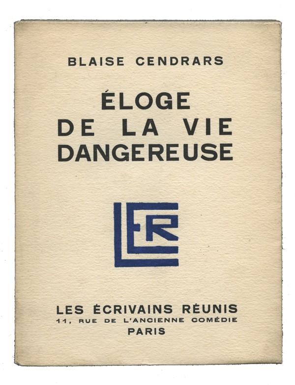 CENDRARS (Blaise)