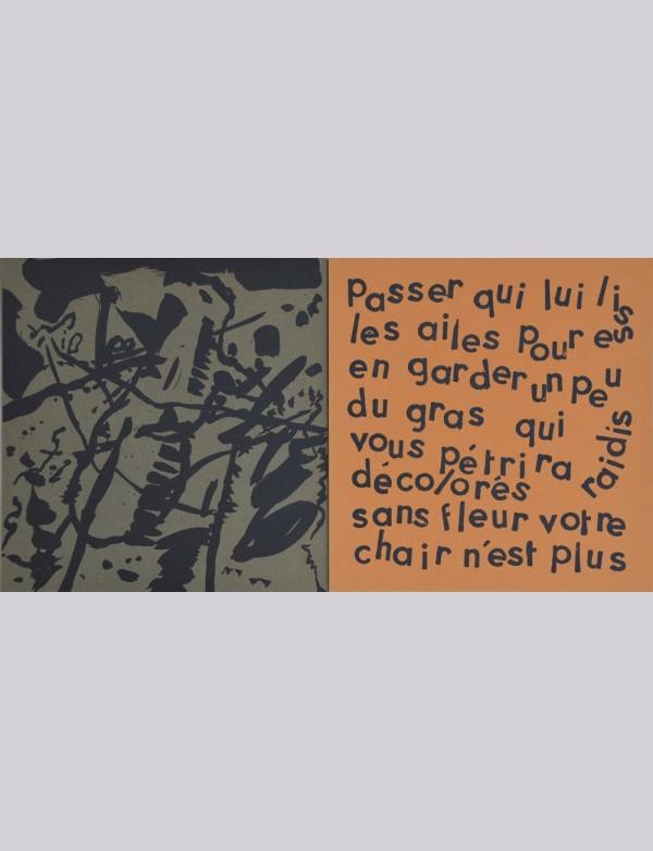 DUBUFFET (André) & BENOIT (Pierre André)