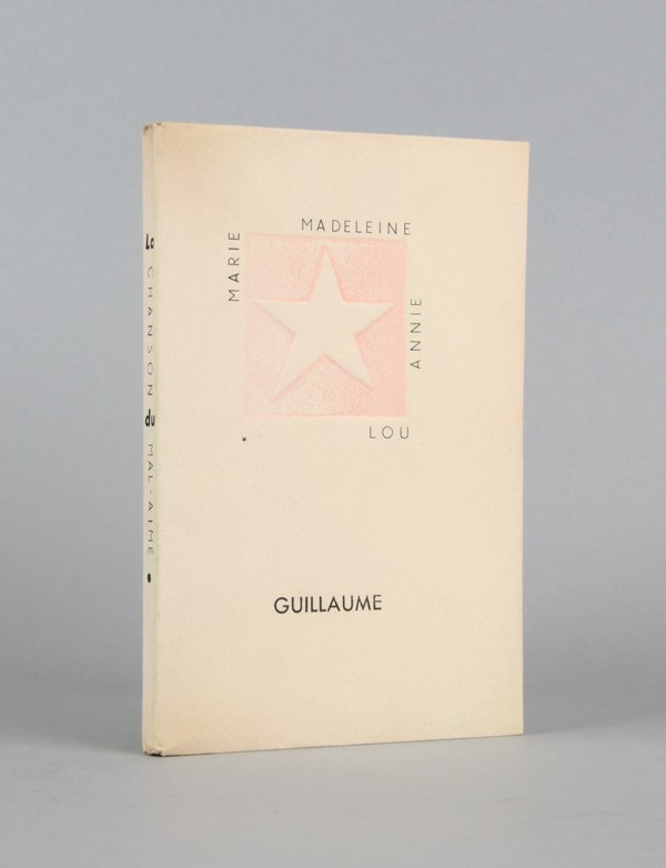 [BETTENCOURT (Pierre)] - APOLLINAIRE (Guillaume)