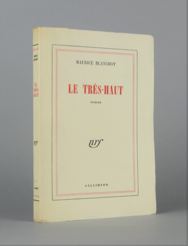 BLANCHOT (Maurice)