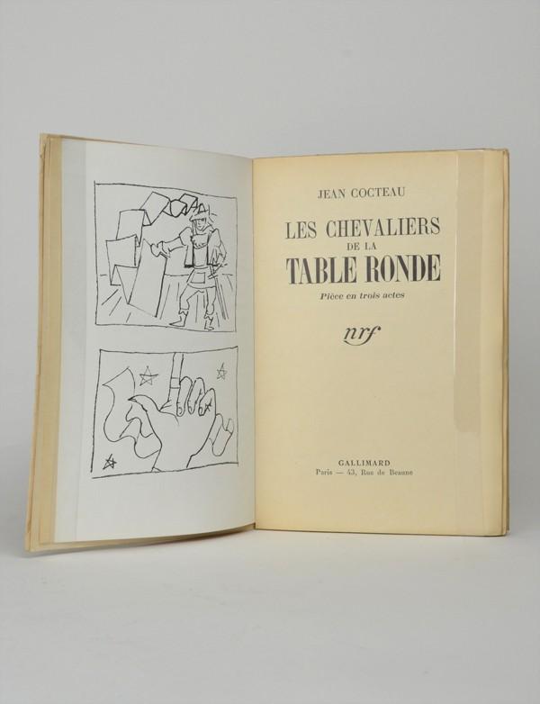 Cocteau jean les chevaliers de la table ronde - Liste des chevaliers de la table ronde ...
