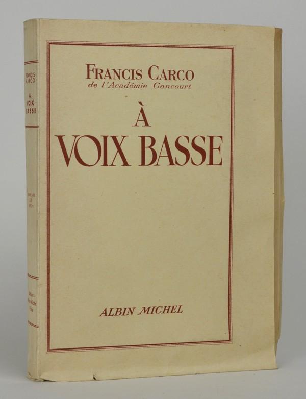 CARCO (Francis)