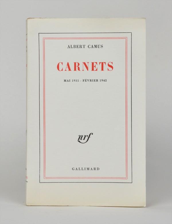 CAMUS (Albert)
