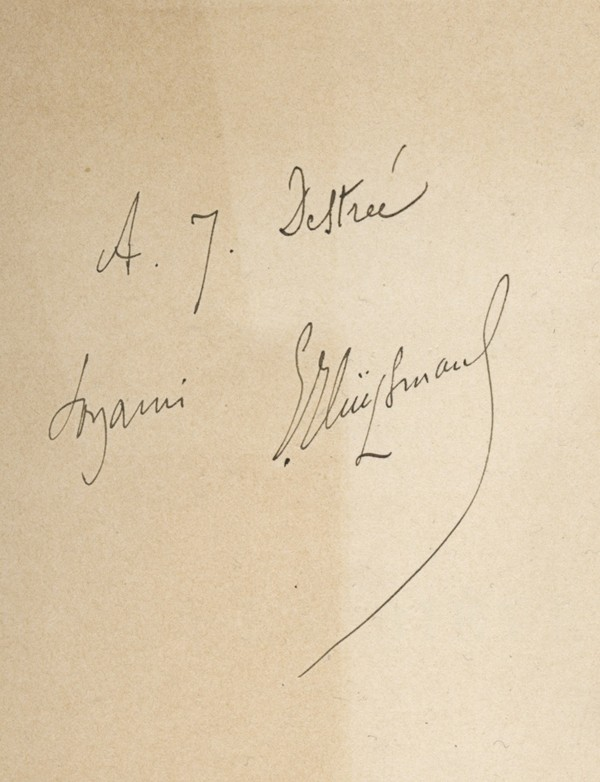 HUYSMANS (Joris-Karl)