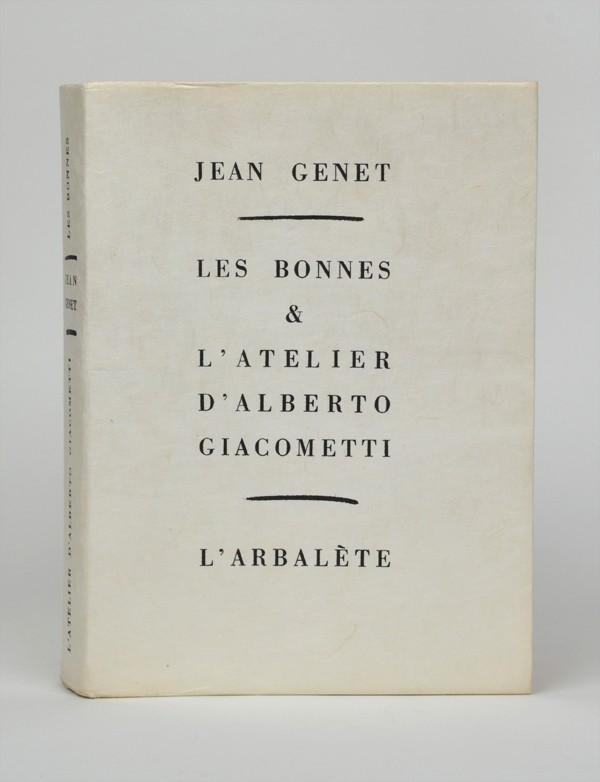 GENET (Jean)